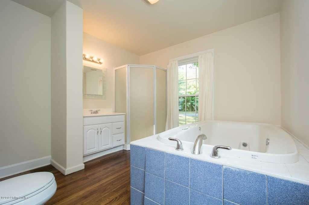 Master Bathroom Old Layout