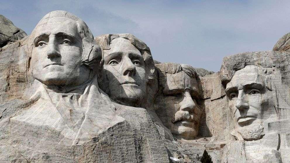 Remote USA Destinations - Mount Rushmore, ND