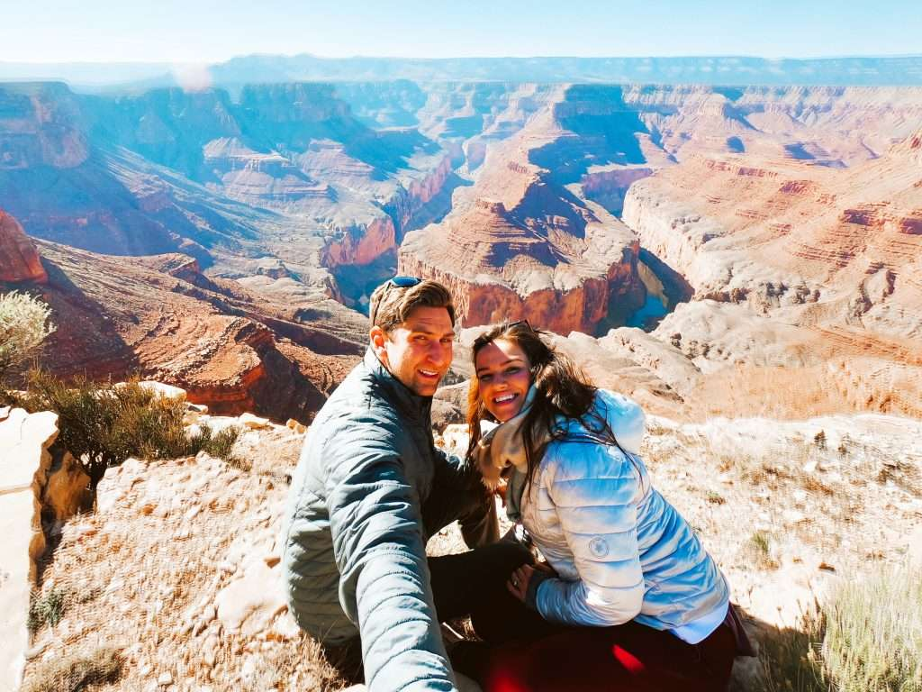 The Grand Canyon - USA Vacations in december