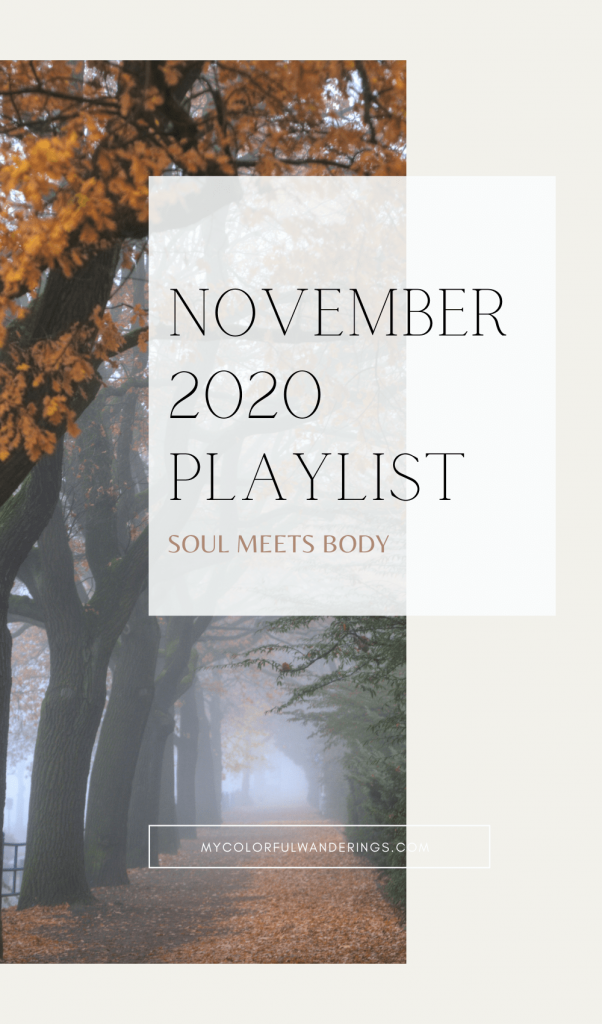 November is basically 'Winter Eve'. Sometimes it's warm, sometimes it's frigid. In honor of that - we're creating a playlist for the last vestiges of warm days and to lift you up on the super cold ones. Spotify playlist | New Music | Winter Aesthetic | Winter Mood | Winter Parties | Thanksgiving Dinner Music |