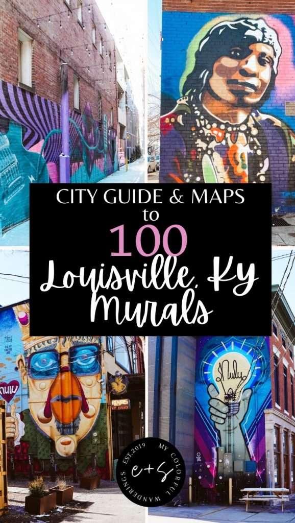 100 Louisville Murals City Guide