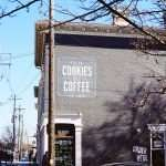 Fresh Cookies and Hot Coffee - Please and Thank You Mural - Louisville Murals