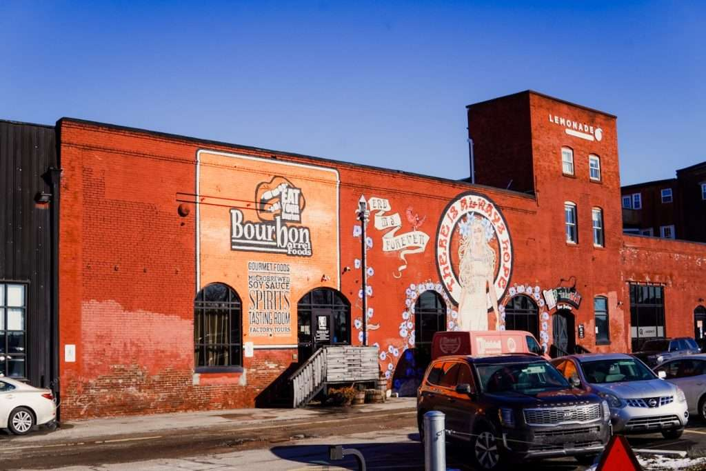 Butchertown Market - Louisville Murals