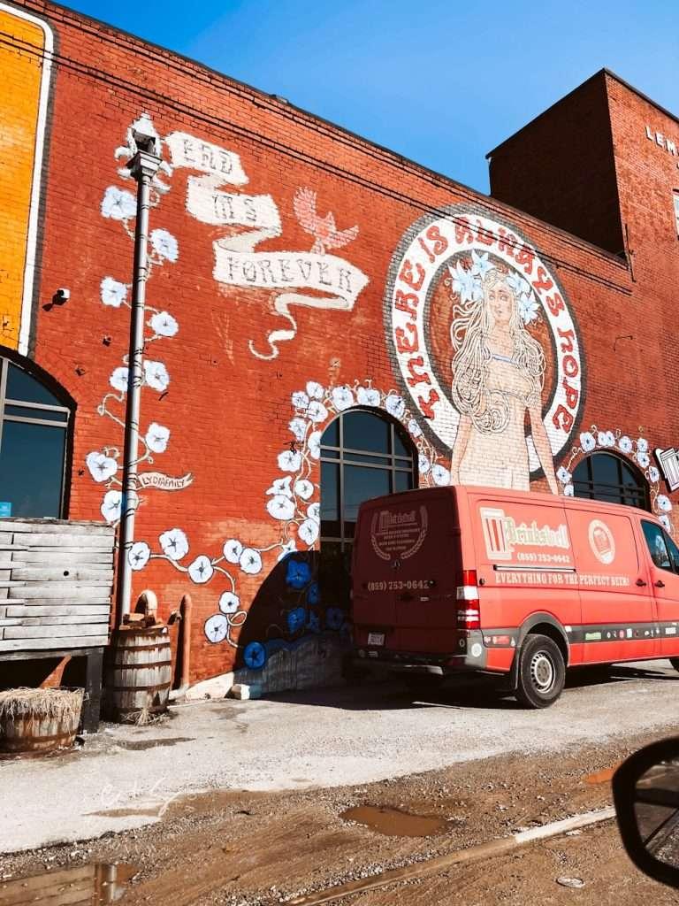There Is Always Hope Mural - Louisville Murals