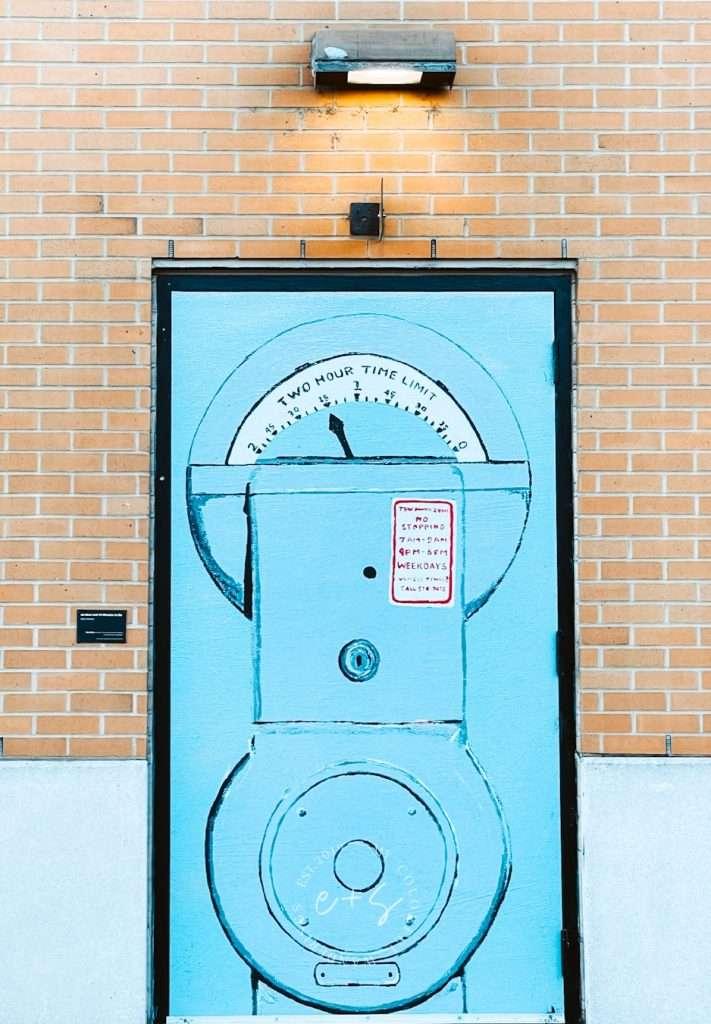 Parking Meter Mural - Louisville Murals