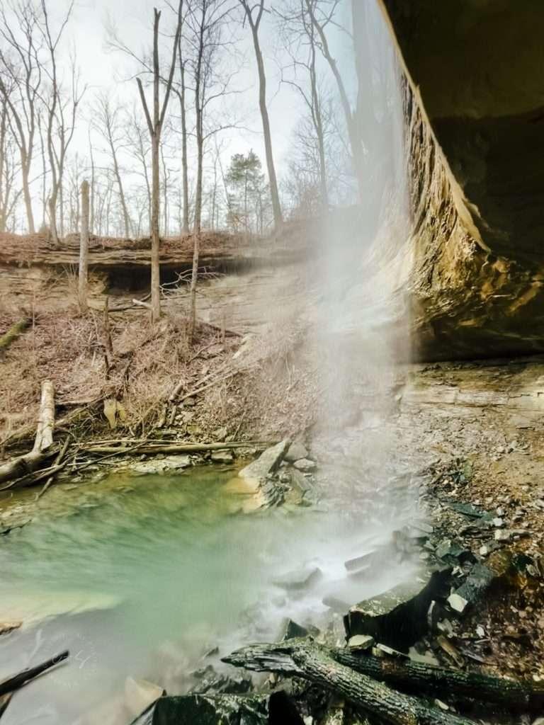 Fairmount Falls Louisville Kentucky