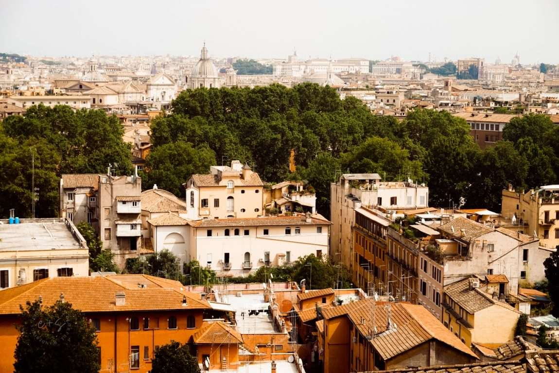 Rome Overlook   Reasons to Use a Travel Advisor