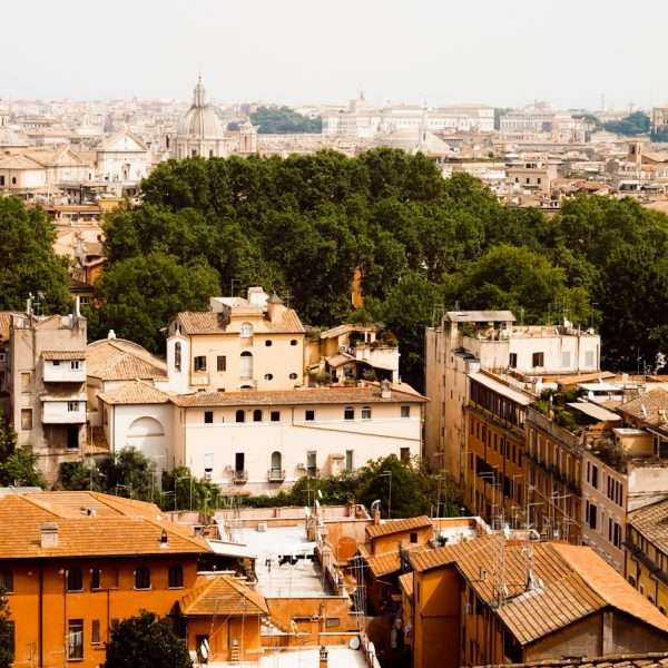 Rome Overlook | Reasons to Use a Travel Advisor