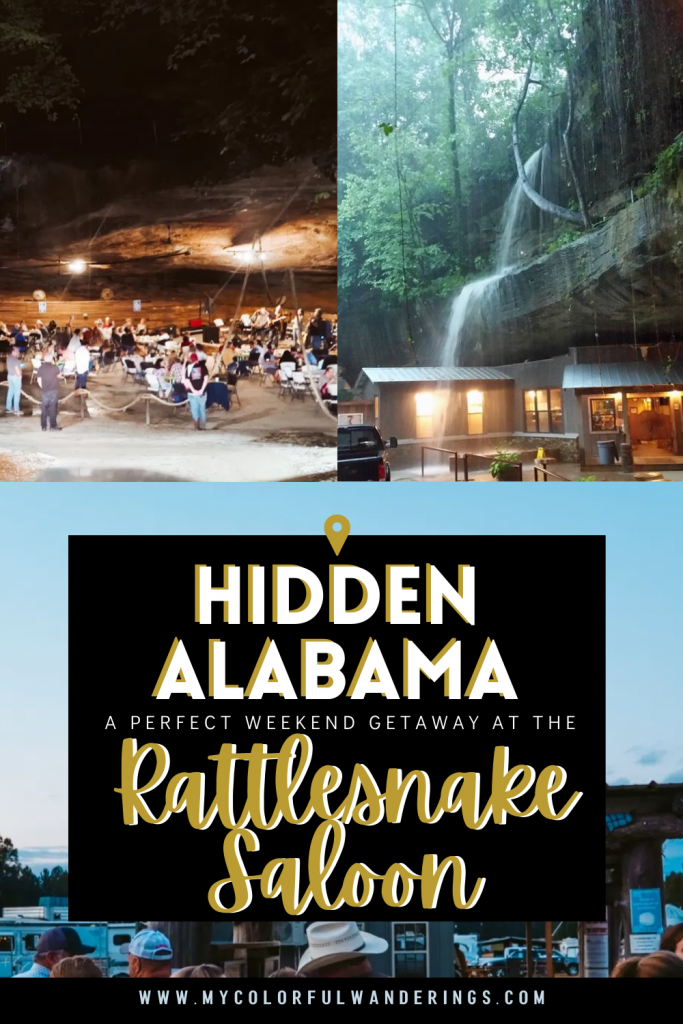 Alabama Bucket List Addition - The Rattlesnake Saloon