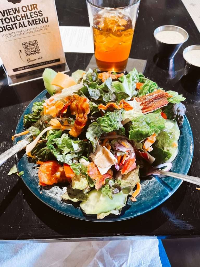 The Cafe healthy restaurants in Louisville, Keto restaurants in Louisville,