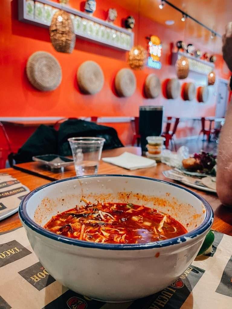 Taco Luchador healthy restaurants in Louisville, Keto restaurants in Louisville,