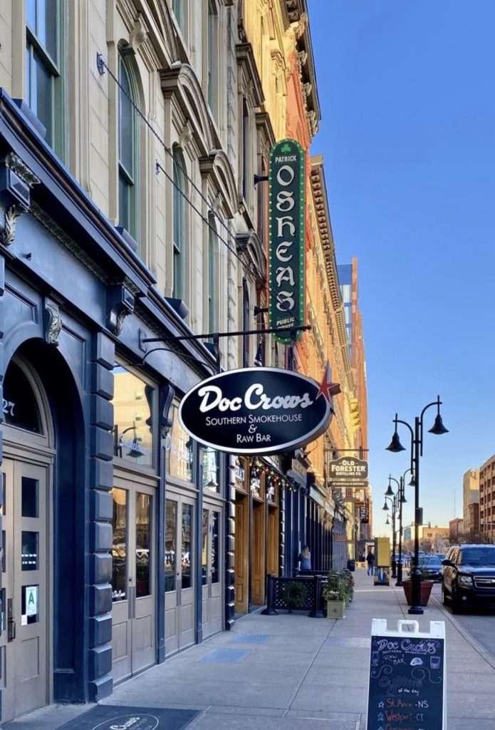 Doc Crows Louisville - Louisvilles Best Seafood Restaurants