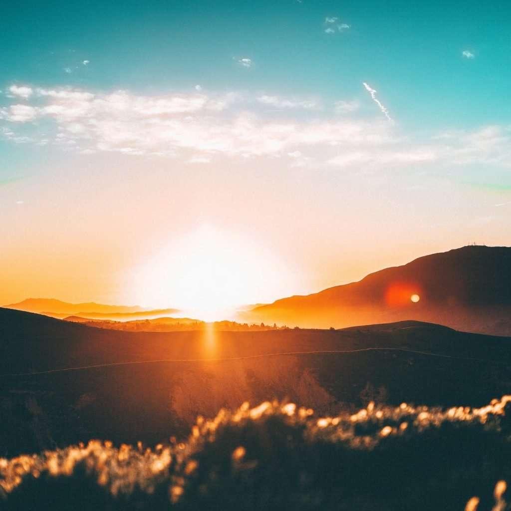 Best sunsets in the US - anaheim hills - Best sunsets in the US, prettiest sunsets in the US, where to see the best sunsets in california, where to see the best sunsets in the USA