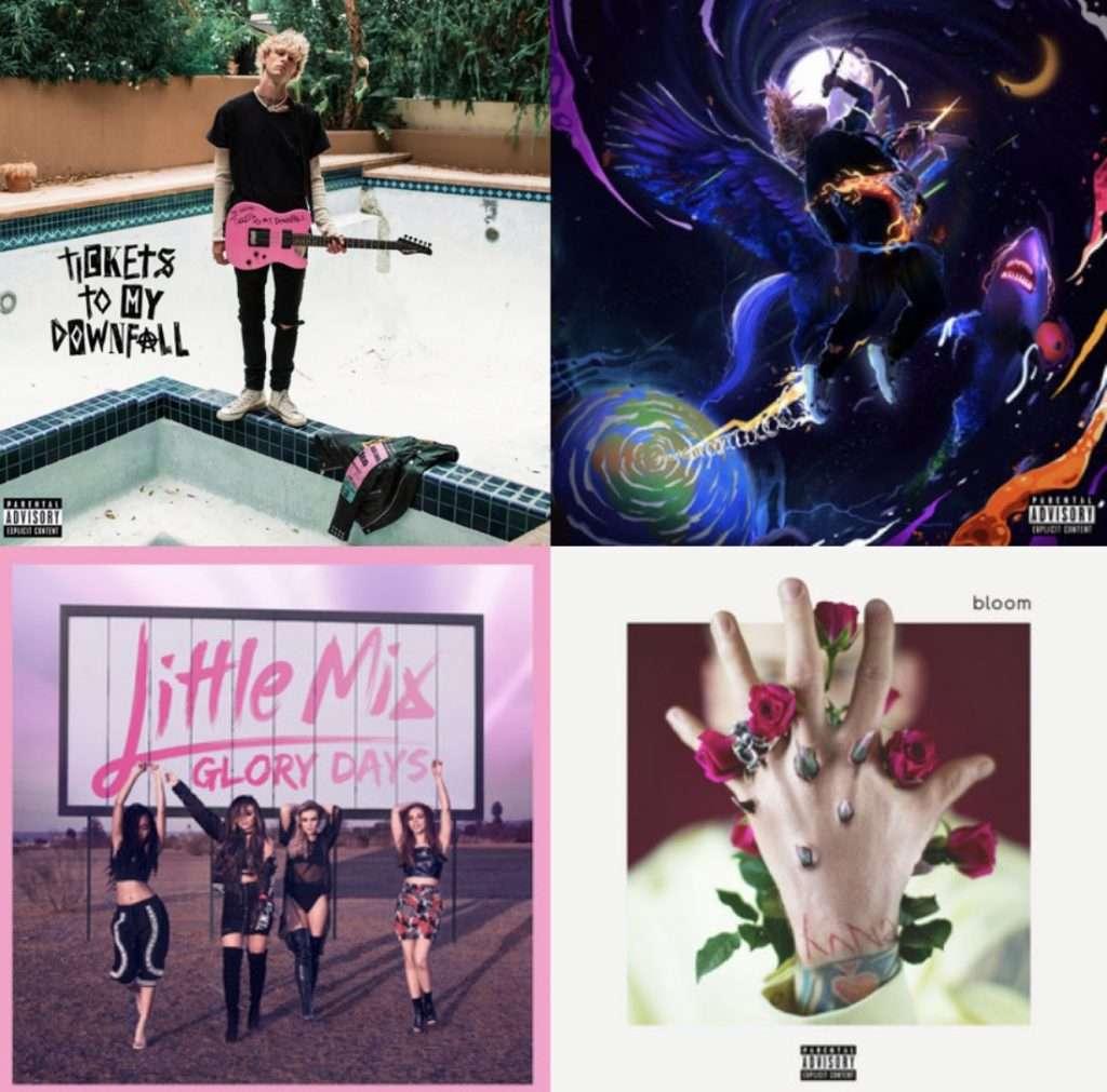 Best MGK songs by album