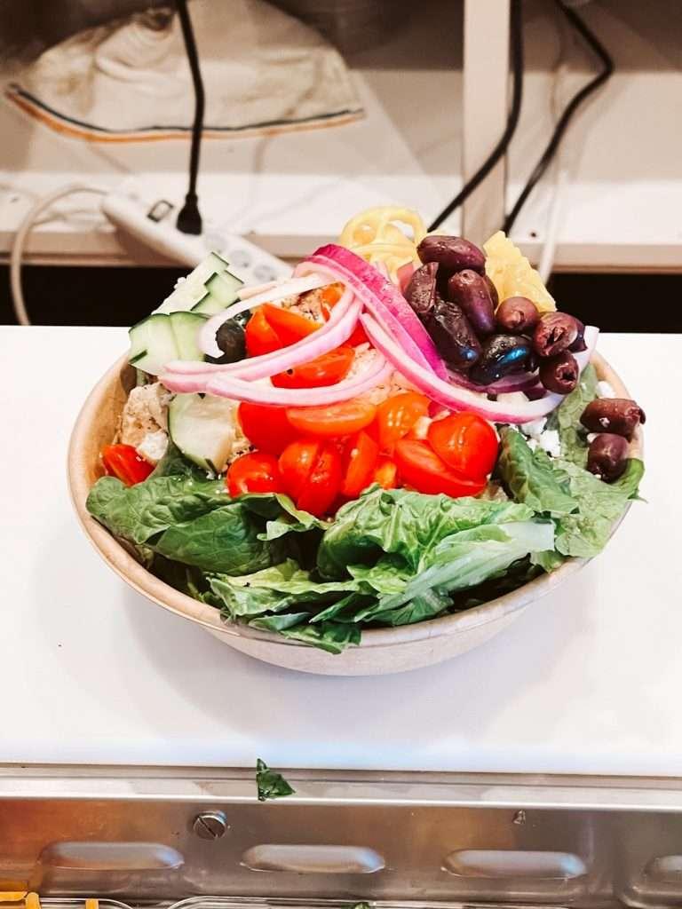 Green District - Best Salads in Louisville - healthy restaurants in Louisville, Keto restaurants in Louisville,