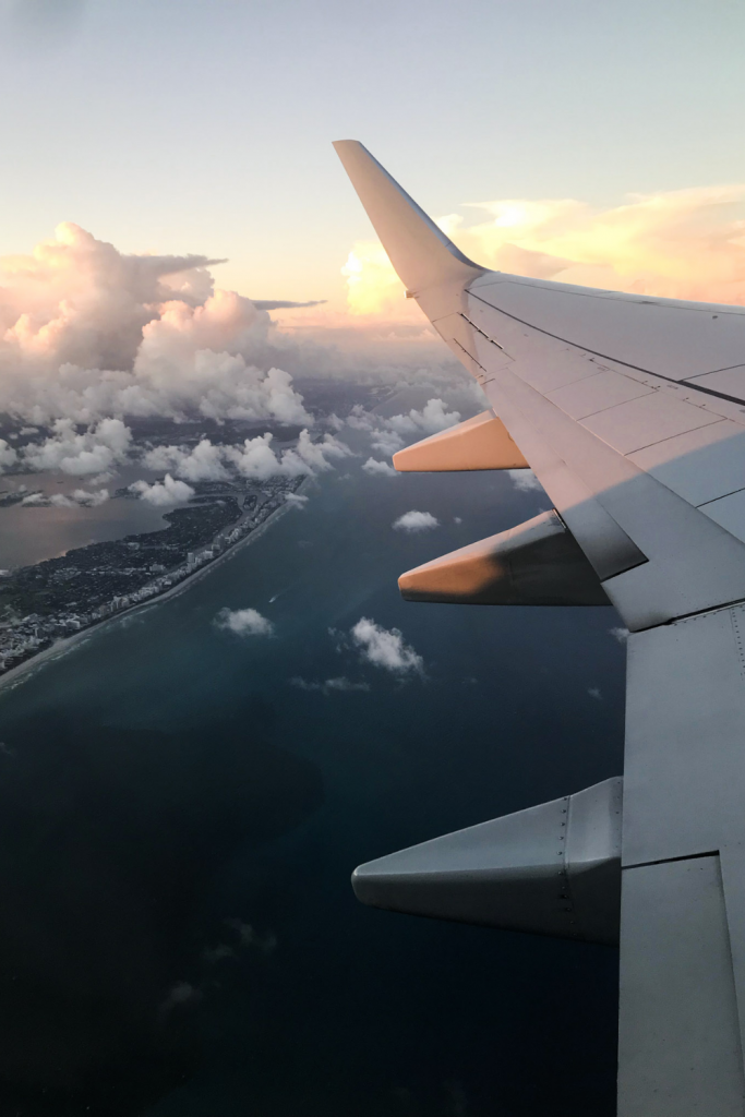 in flight necessities, what to bring to the beach, beach packing list, safety travel packing guide, packing list for beach, packing list for beach vacation