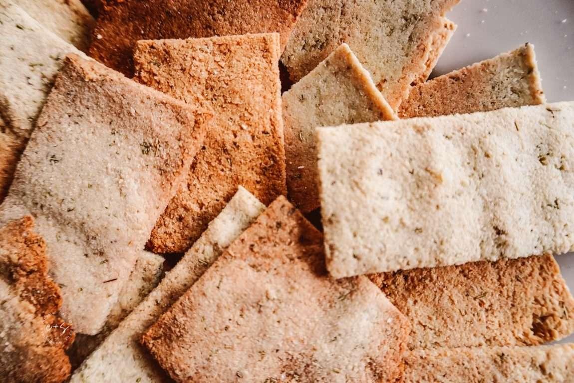 Best Keto Crackers Recipe