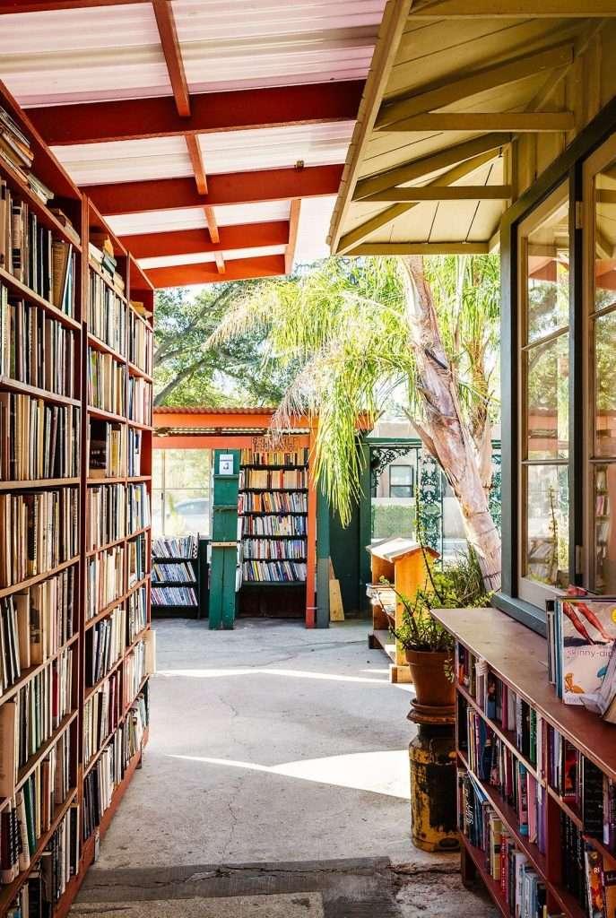barts books in ojai california - beautiful bookstores in the usa