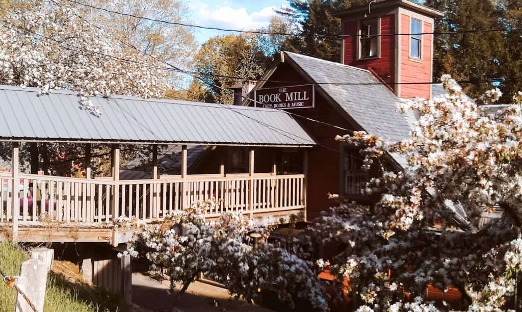 The bookmill in montague massachusetts - - beautiful bookstores in the usa