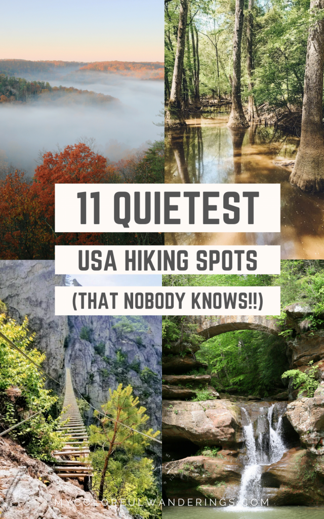 Best Places to Hike In The US, Best Family Budget Vacations, Best Hikes US, Best USA Hikes, Hiking Destinations