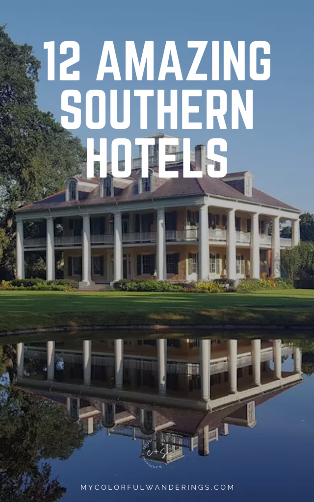 12 Amazing Southern Hotels, The Seelbach hotel louisville, Kentucky, best hotels in the South, Great Southern Hotels, Pretty Southern Resorts