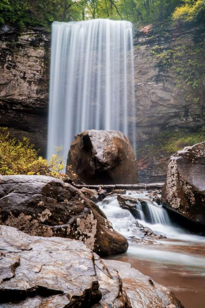 Cloudland Canyon State Park  Georgia -  Best Places to Hike In The US, Best Family Budget Vacations, Best Hikes US, Best USA Hikes, Hiking Destinations, Underrated vacation spots USA