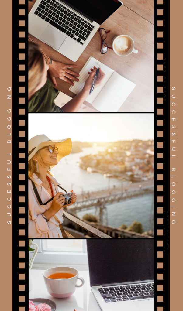 Good photography helps create a successful blog! Successful blogs, How to start with blogging, how to write a blog, how to be a blogger, beginning a blog,