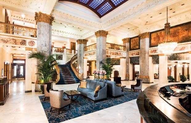 The Seelbach hotel louisville, Kentucky, best hotels in Louisville, Great Southern Hotels, Pretty Southern Resorts