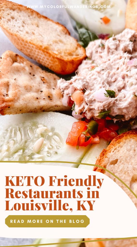 Keto Friendly Restaurants in Louisville, The best salads in Louisville, healthy restaurants in Louisville, Keto restaurants in Louisville,
