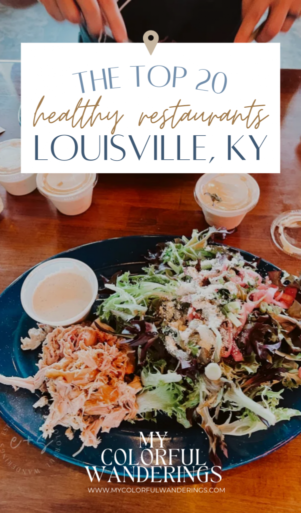 healthy restaurants in Louisville, Keto restaurants in Louisville,