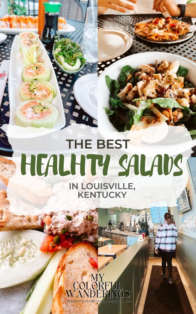 The best healthy salads in Louisville, healthy restaurants in Louisville, Keto restaurants in Louisville,