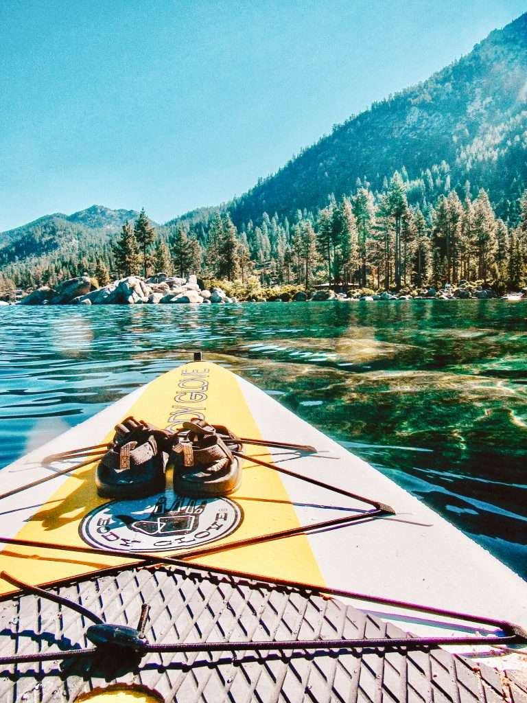 Lake Tahoe - Best Places to travel to in August