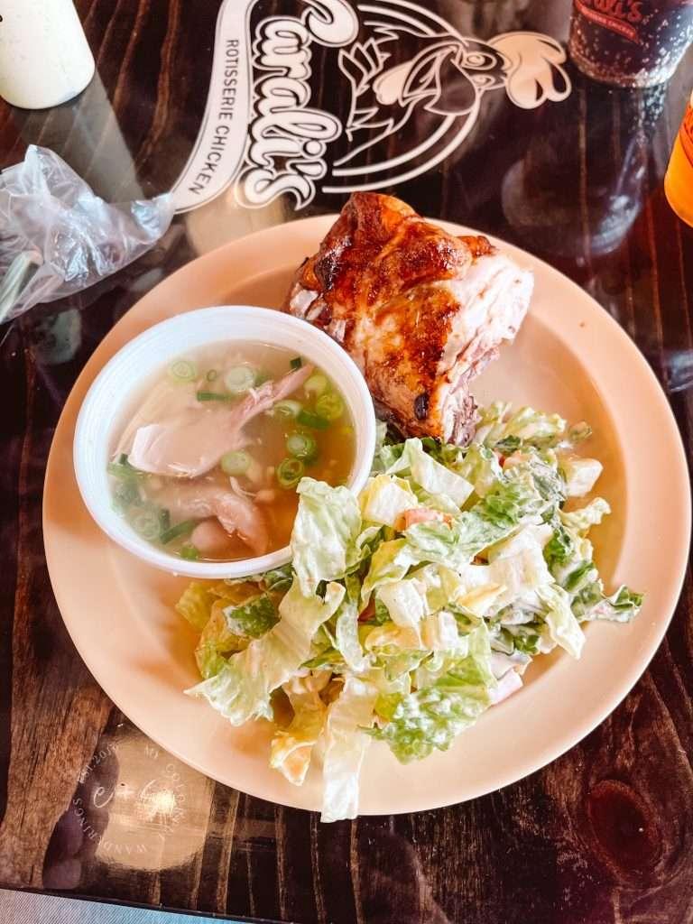 Caralis Peruvian Chicken healthy restaurants in Louisville, Keto restaurants in Louisville,
