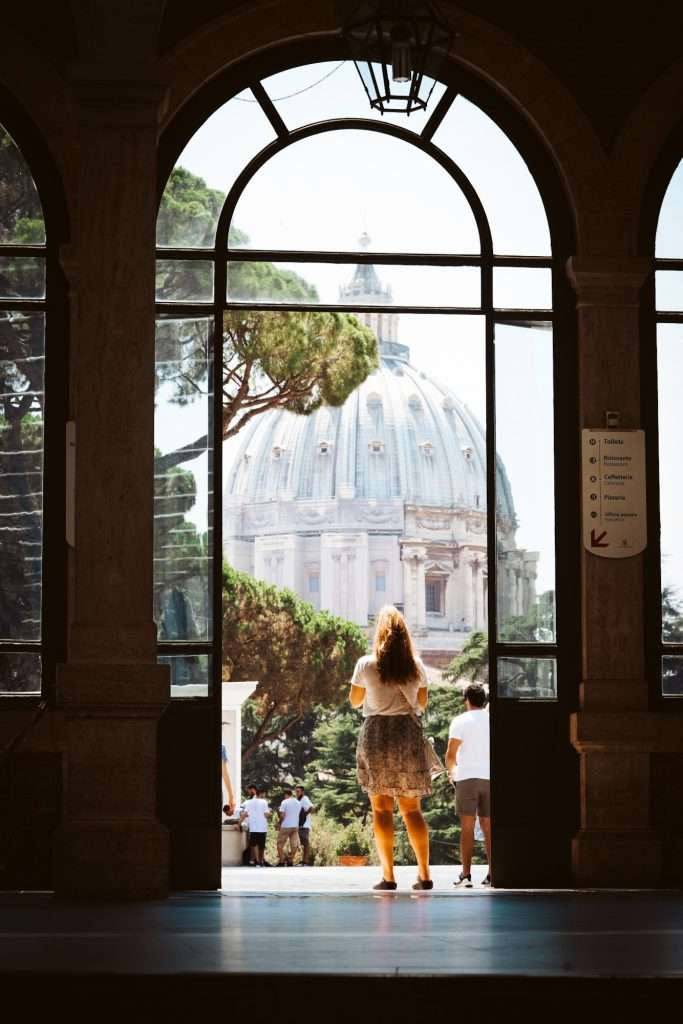 what can photographers bring to the vatican