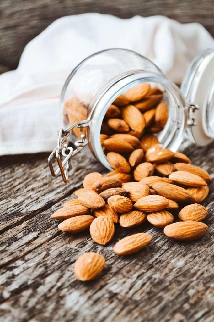 Nuts - healthy road trip snacks