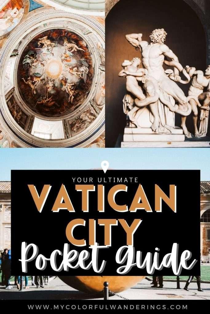 Vatican City Pocket Guide