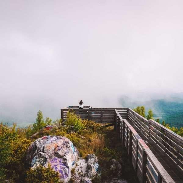 Shelbs at Bell Mountain, Georgia
