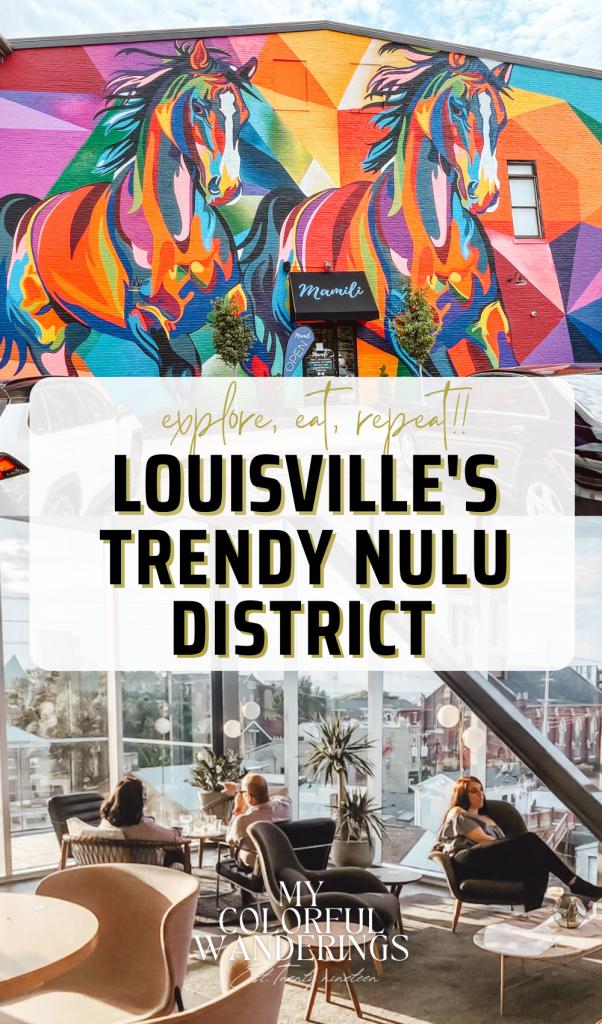 Louisvilles Trendy NULU District