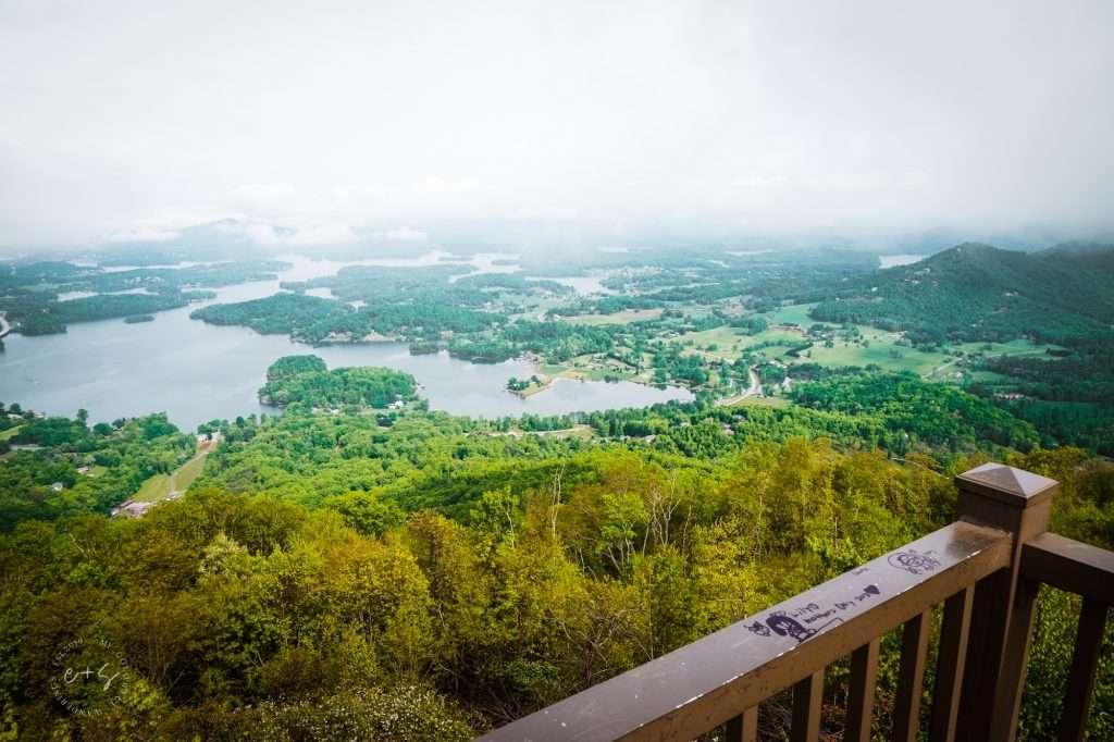 Bell Mountain Hal Herrin Observation Deck