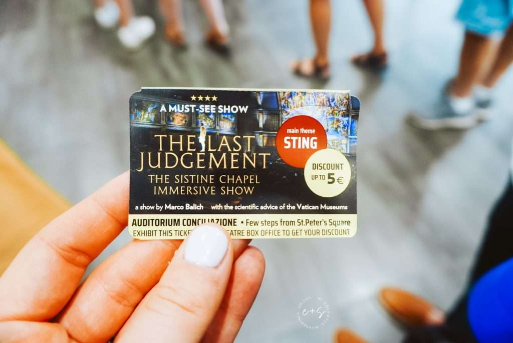 Tickets for Visiting The Vatican Museums