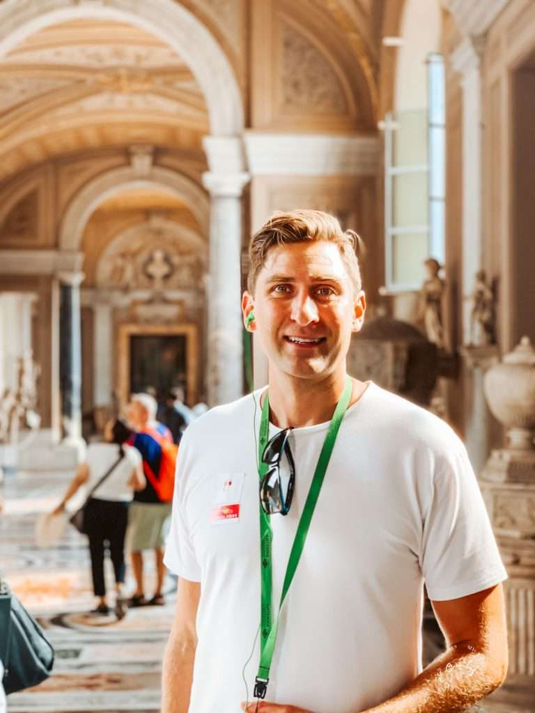 Guided Tours At The Vatican in Vatican City