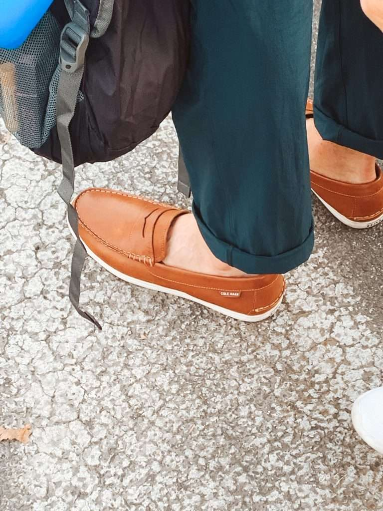 Dress code at the vatican, What Shoes to Wear TO The Vatican - Men - Slip On Loafers