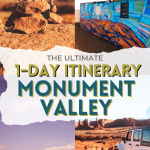 1 Day Itinerary in Monument Valley