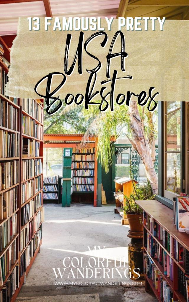 13 famously pretty usa bookstores