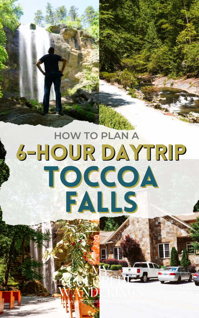 6 Hour Daytrip to Toccoa Falls