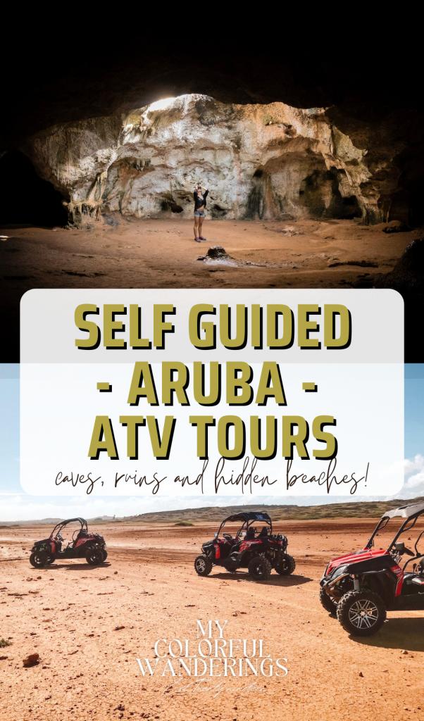 how To do a self guided aruba atv tour