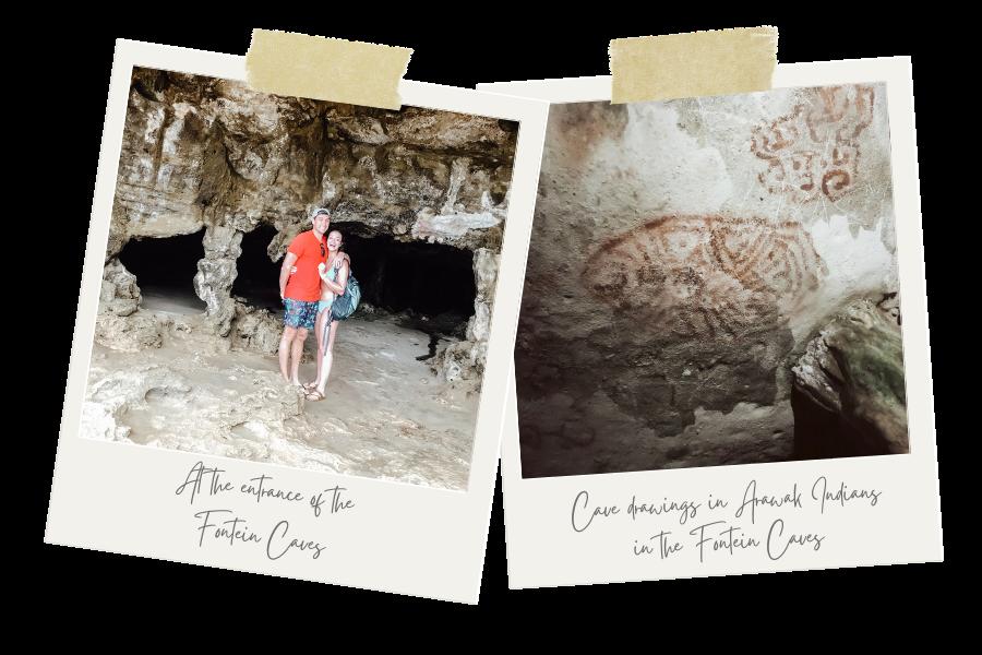 The Fontein Caves in Aruba - aruba excursions, UTV rental Aruba, ATV Rental Aruba, Aruba ATV Tours, Excursions in ARuba
