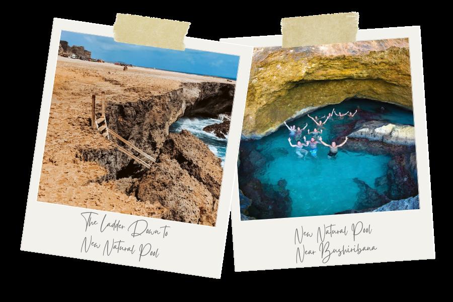 New Natural Pool in Aruba - aruba excursions, UTV rental Aruba, ATV Rental Aruba, Aruba ATV Tours, Excursions in ARuba