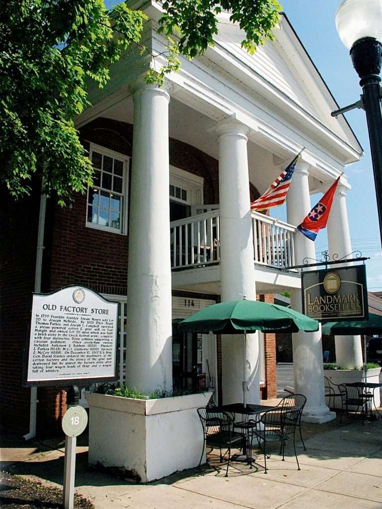Landmark Booksellers Franklin Tennessee - Road Trip Planner, Road Trips USA, Road Trip America, Road Trips In USA, road trips planning, america road trip, road trip USA, best road trips in America, best road trip stops along I-65 - Most beautiful bookstores in the USA