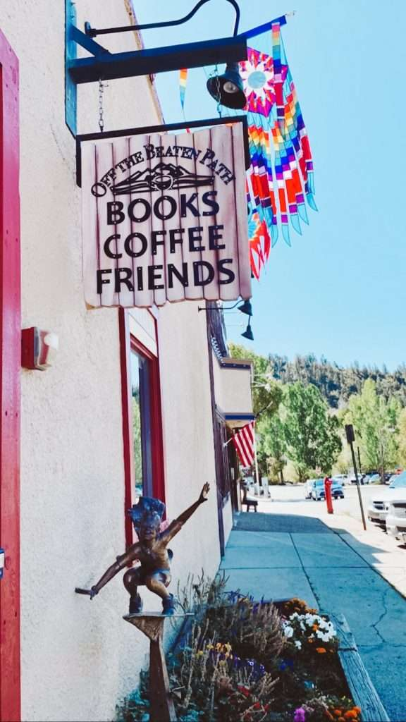 off the beaten path books - bookstores in usa